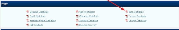उत्तराखंड जन्म प्रमाण पत्र के लिए ऑनलाइन आवेदन कैसे करें